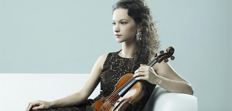 The Dallas Symphony Orchestra – Hilary Hahn, Jaap van Zweden