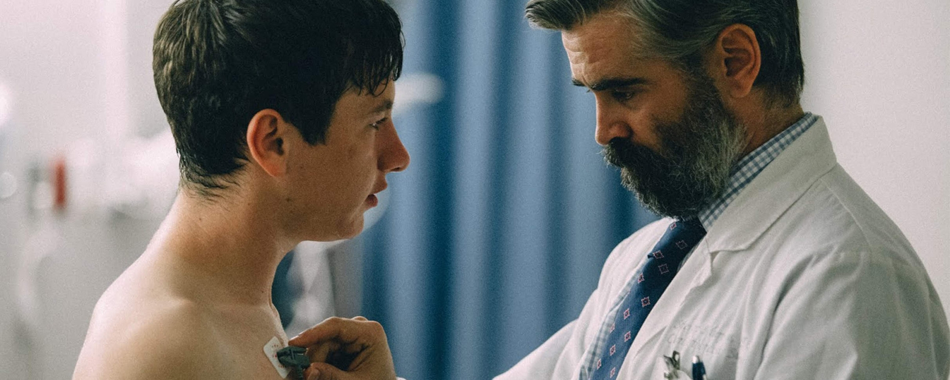 32. Griechische Filmwoche – »The Killing of a Sacred Deer«