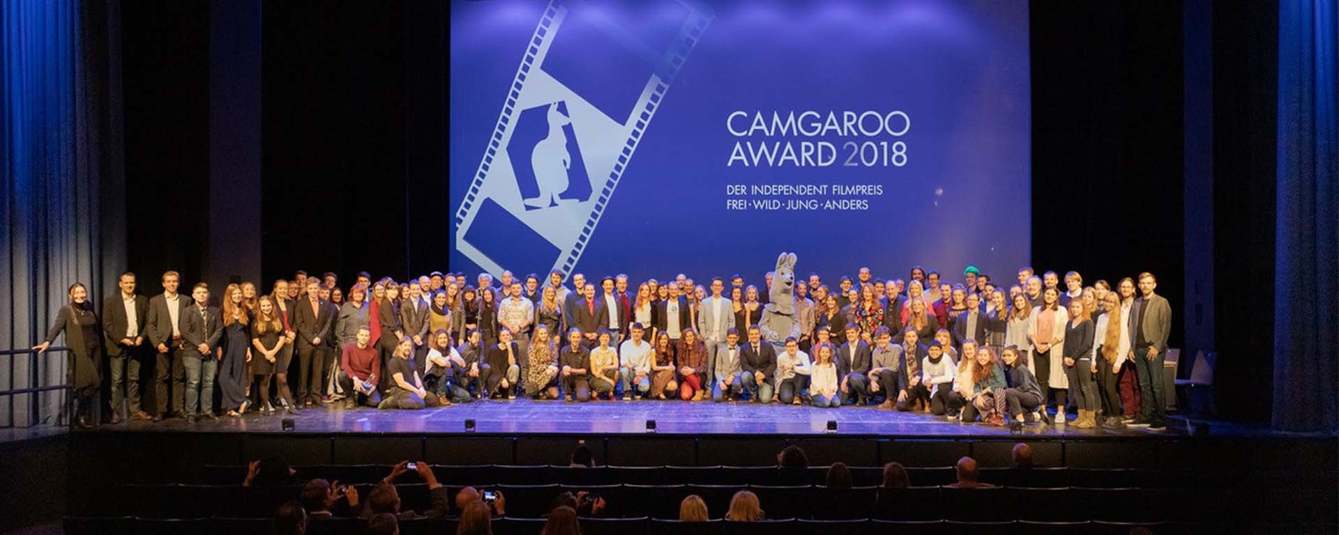 Camgaroo Award Night 2019 – frei, wild, jung, anders!
