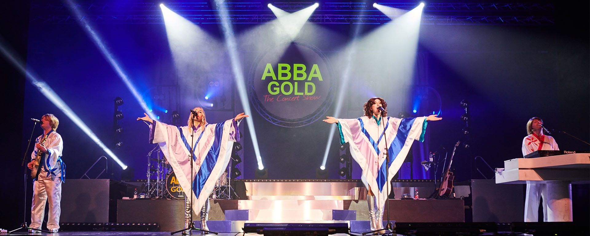 ABBA GOLD The Concert Show   »Knowing You – Knowing Me«