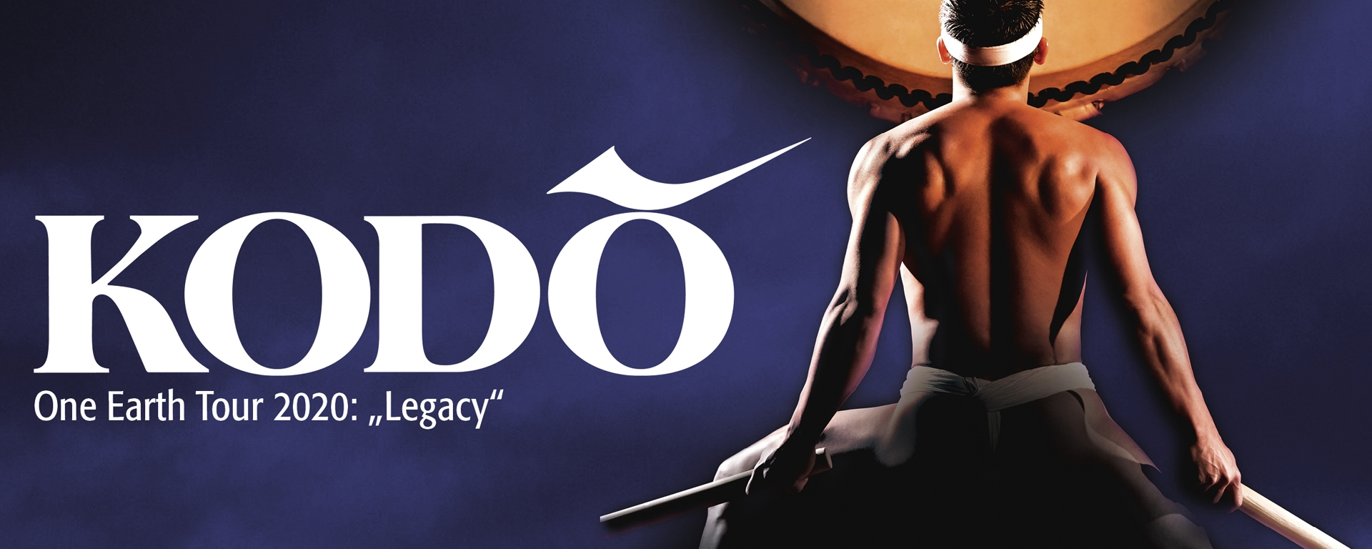 Kodo – One Earth Tour 2020: Legacy